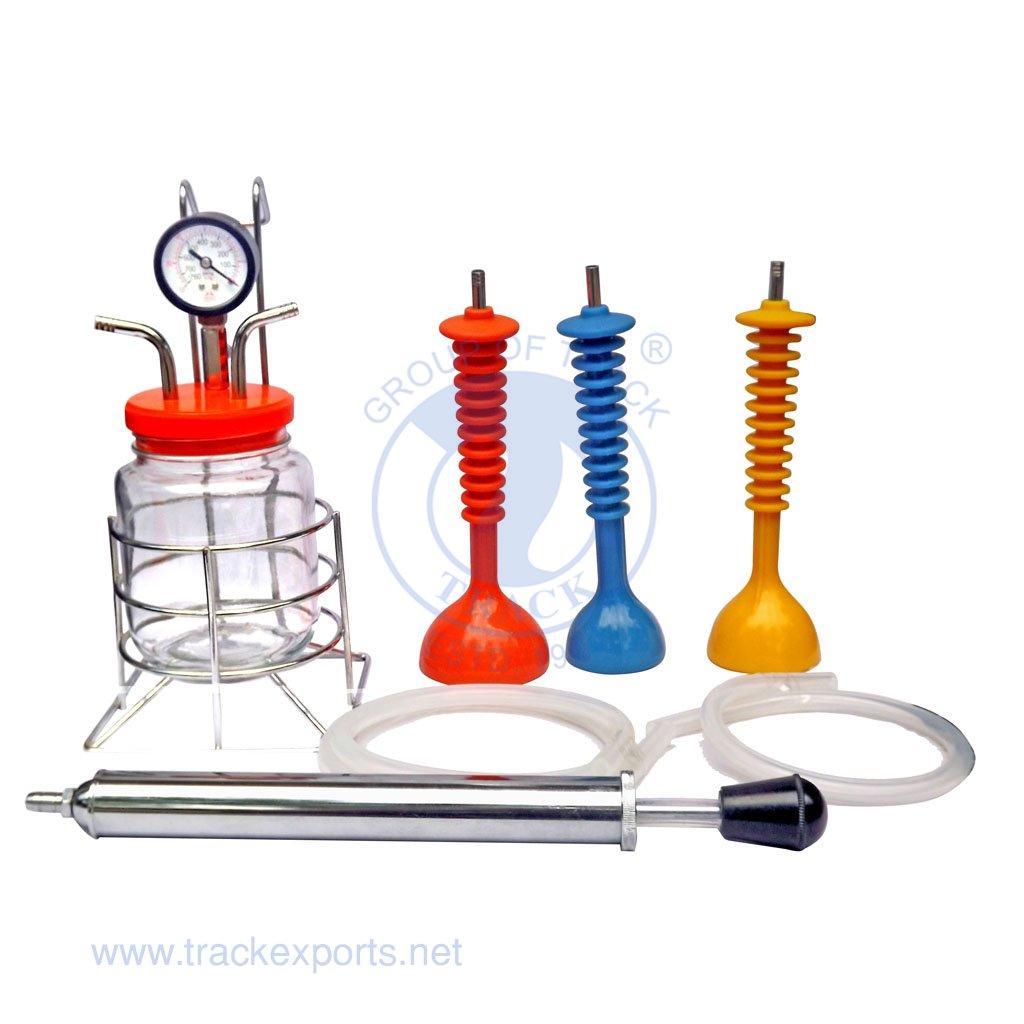 Medical Vacuum Extractor Machine ~ Track manufacturing co pvt ltd